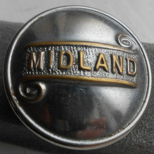 Midland Railway button
