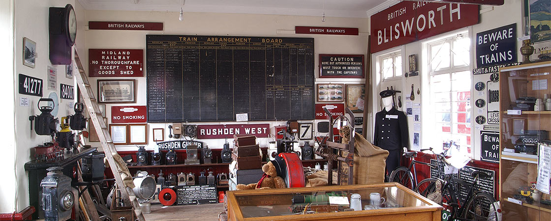 Rushden Transport Museum